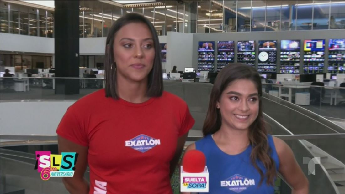 Karla Salazar y Mariana Reid salen de Exatlón Estados Unidos (Video)