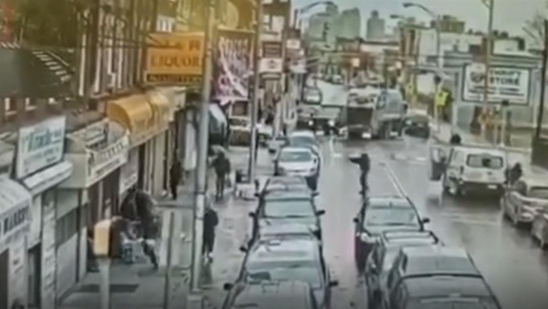 Reabre la calle en Jersey City donde un tiroteo dejó seis muertos