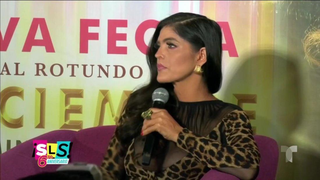 La tortura de Ana Bárbara no termina y la está afectando (Video)