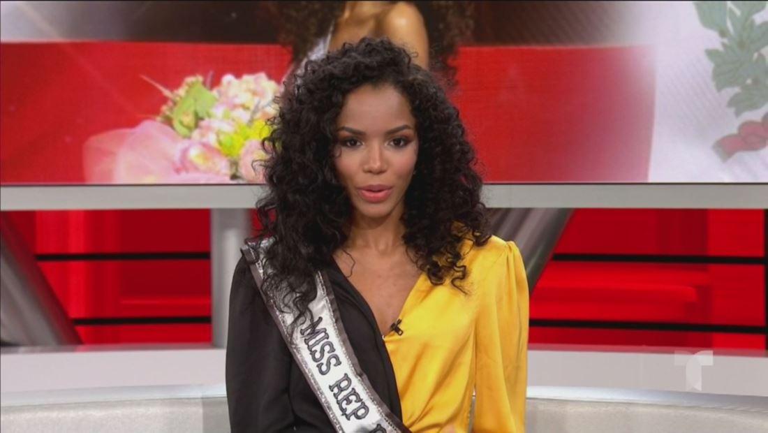 Clauvid Daly representará con orgullo a República Dominicana en Miss Universo 2019
