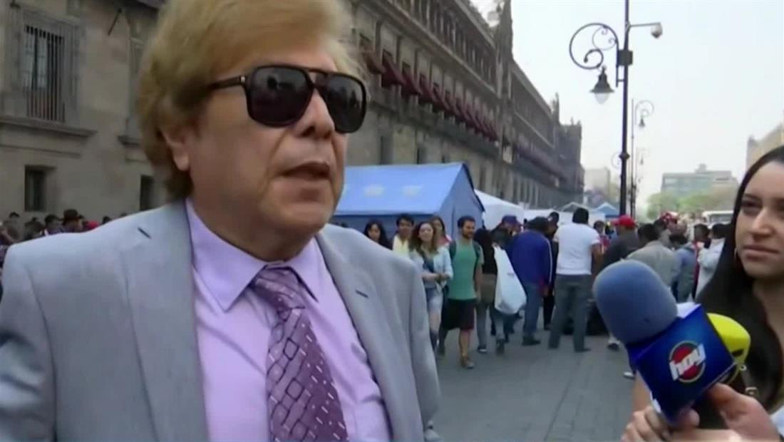 Joaquín Muñoz pide dinero en nombre de Juan Gabriel