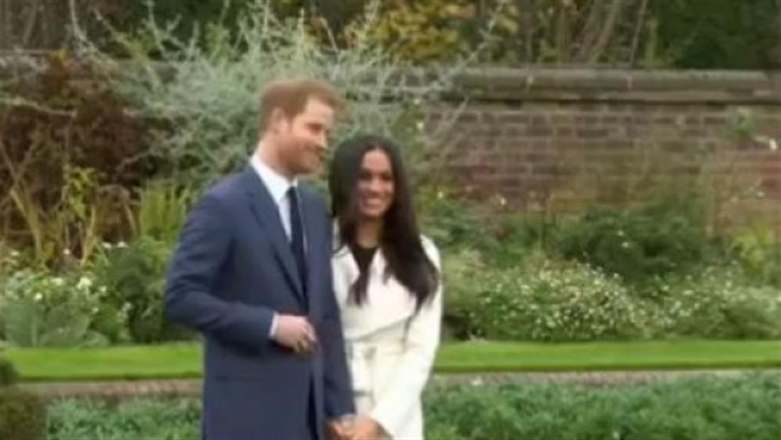 Príncipe Harry y Meghan Markle renuncian como miembros de la realeza británica