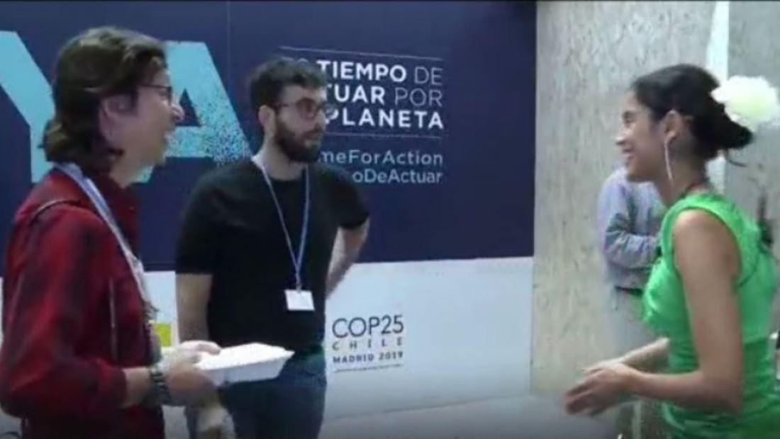 La conferencia climática más importante, la'COP25', continúa en Madrid