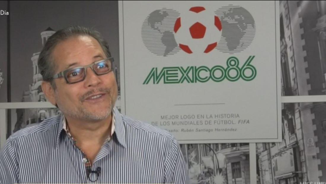 La historia detrás del icónico logo de la Copa Mundial México '86