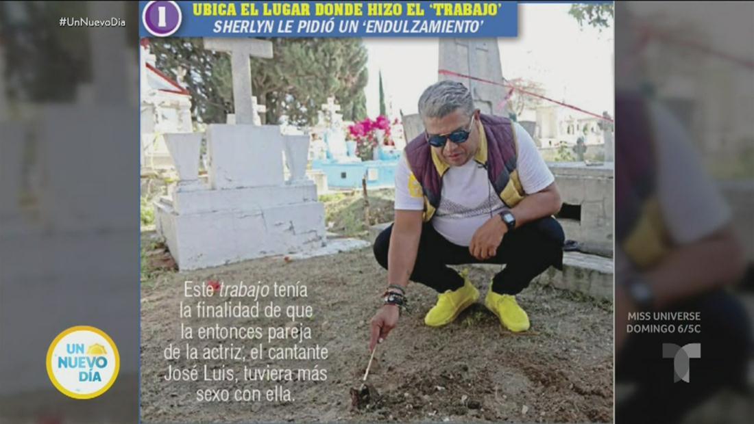 ¡Desentierran la supuesta brujería que Geraldine Bazán hizo a Gabriel Soto!