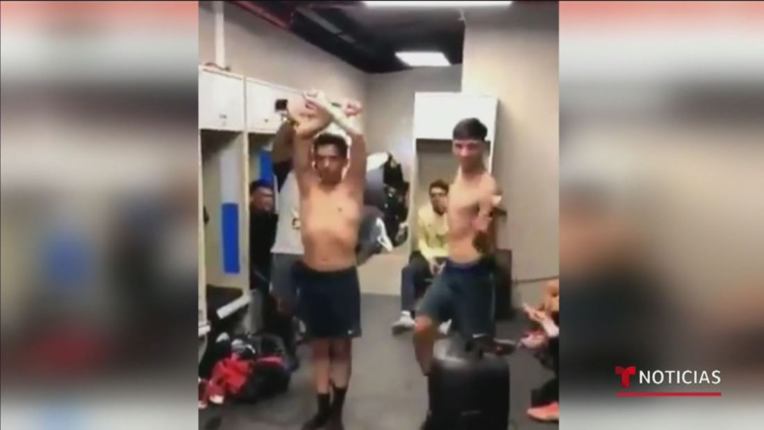 Club América despide a 2 jugadores que participaron en el polémico video donde se burlan de canción feminista