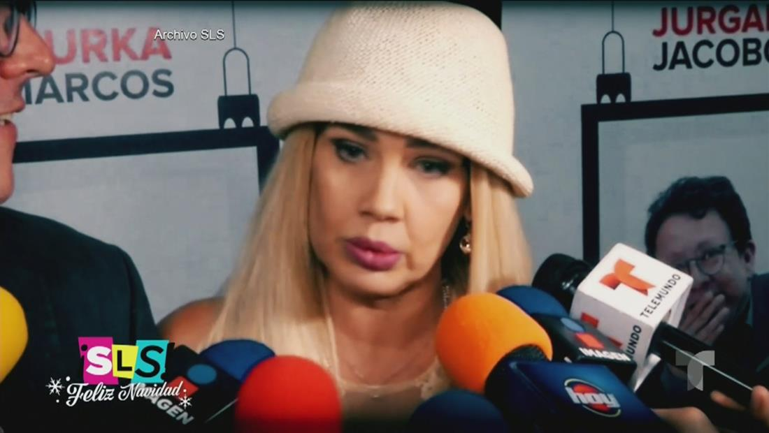 Niurka Marcos vuelve arremeter contra Lis Vega y Lucia Méndez
