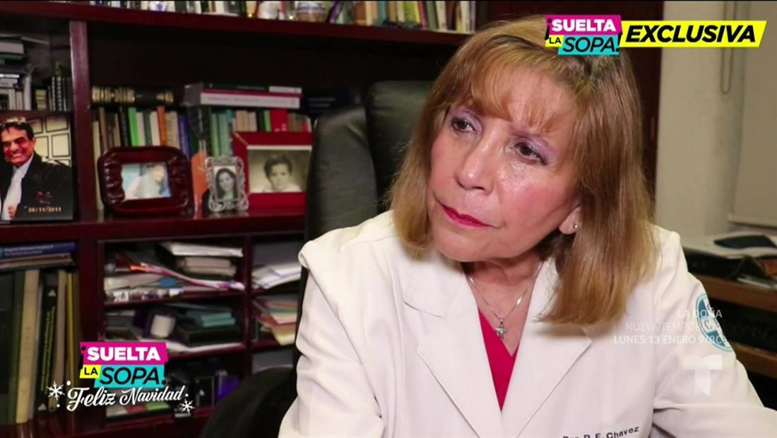 Doctora de José José revela que le suplicaba que volviera a México