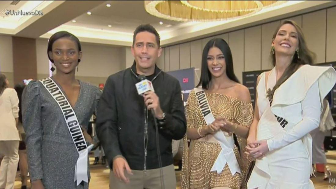 Miss Guinea Ecuatorial participa por primera vez en Miss Universo 2019
