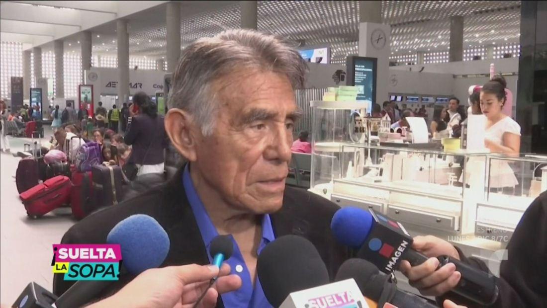 Héctor Suárez sobrevivió su cáncer y ahora regresa a la televisión (VIDEO)
