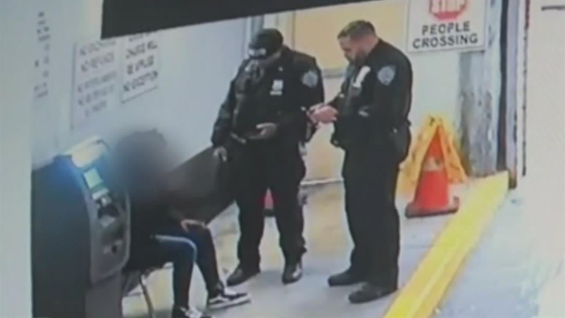 Cámaras de seguridad captan el secuestro de un joven latina en Nueva York