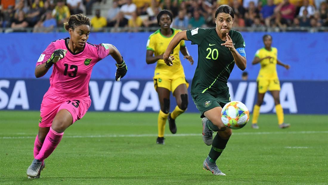 Grupo C:Jamaica v Australia