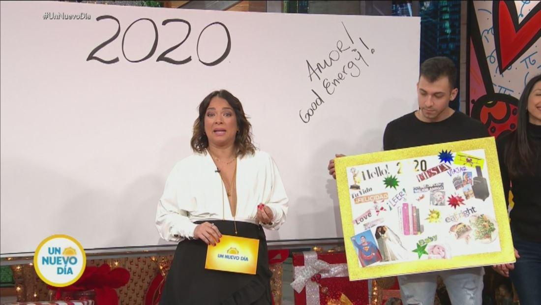 Logra tus metas este 2020 con un 'mapa de visualización'