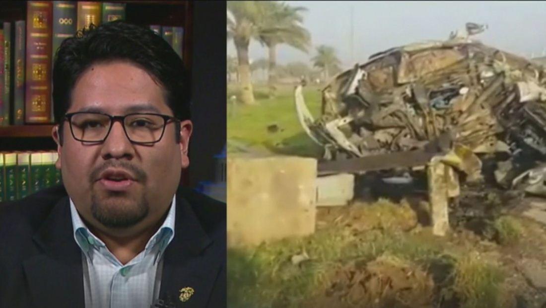 """""""Es muy difícil que Irán atente en EE. UU."""": analista explica cómo pueden evolucionar las tensiones con Irán"""