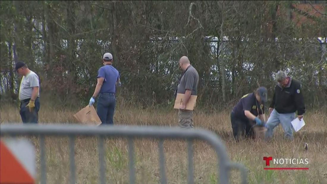Autoridades de aviación buscan pruebas del accidente aéreo en Luisiana
