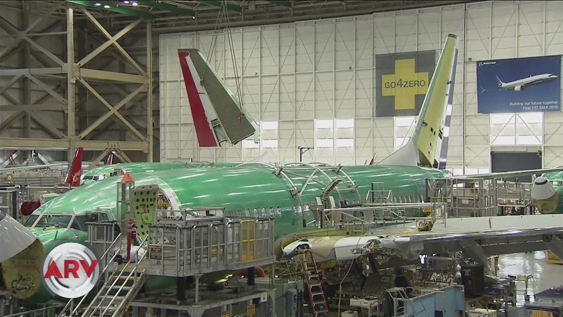 Revelan mensajes comprometedores de empleados de Boeing