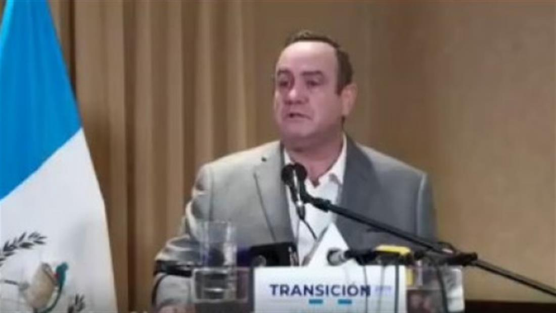 Alejandro Giammattei, nuevo presidente de Guatemala, se enfrenta al reto migratorio