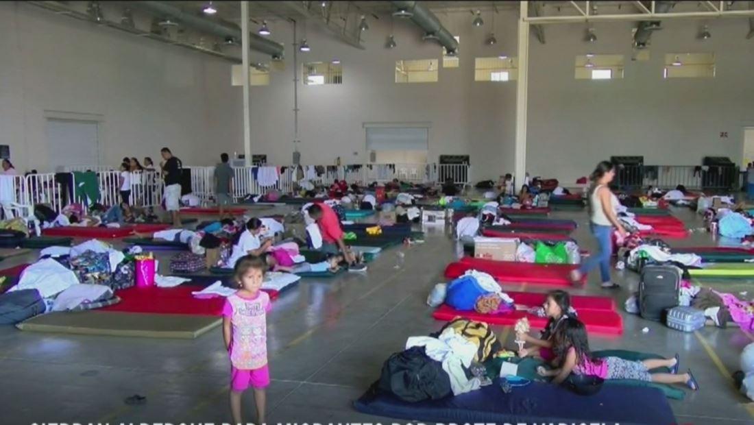 Cierran albergue de migrantes en Juárez por brote de varicela