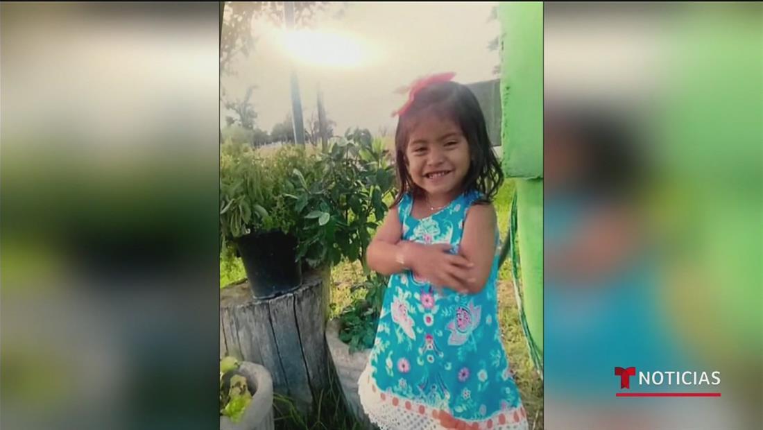 Entre lágrimas, familiares de niña que murió por error a manos de la policía piden justicia