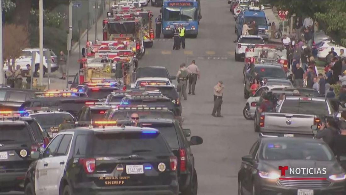 El tiroteo de Santa Clarita ocurrió al mismo tiempo que el Senado consideraba una medida para el control de venta de armas