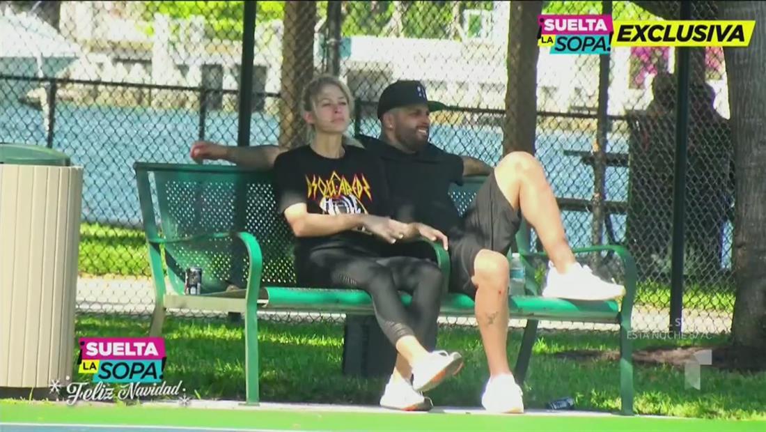 Cachan a Nicky Jam con nueva novia, 14 años más joven que él