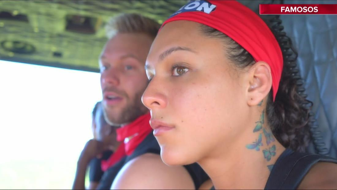 Exatlón EEUU 4: Los equipos llegan motivados a las arenas