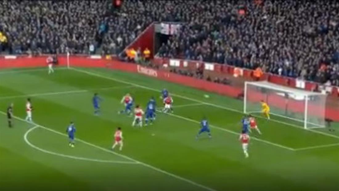 Chelsea se mantiene en puestos de la Champions League al superar al Arsenal