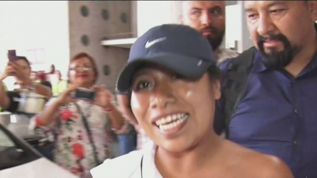 Yalitza Aparicio sigue en boca de todos por nuevo amor (VIDEO)