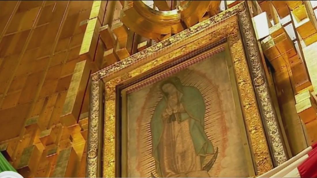 Millones de peregrinos le cantaron las mañanitas a la Virgen de Guadalupe