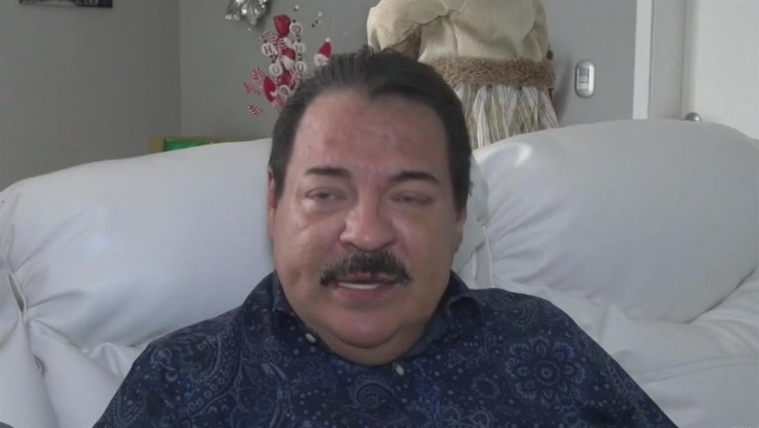Julio Preciado cuenta cómo será su transplante de riñón