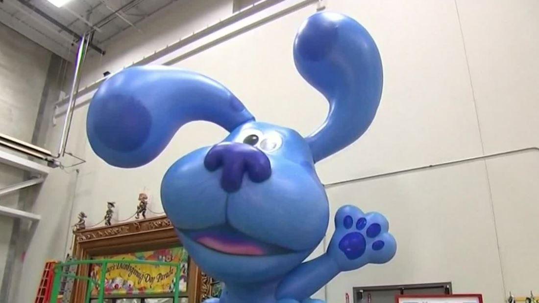 Los globos y las carrozas ya están listas para el bello desfile de Macy's