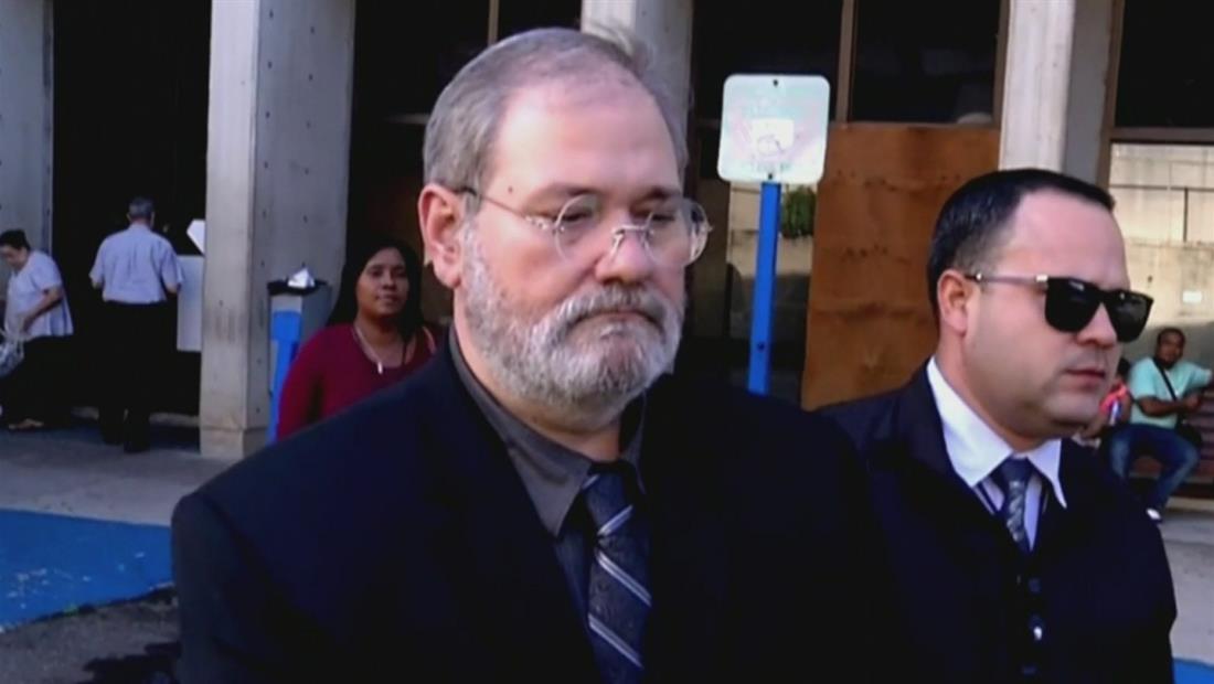 """""""La vi caer"""": abuelo acusado de la muerte de su nieta relata la caída fatal de la niña en un crucero"""