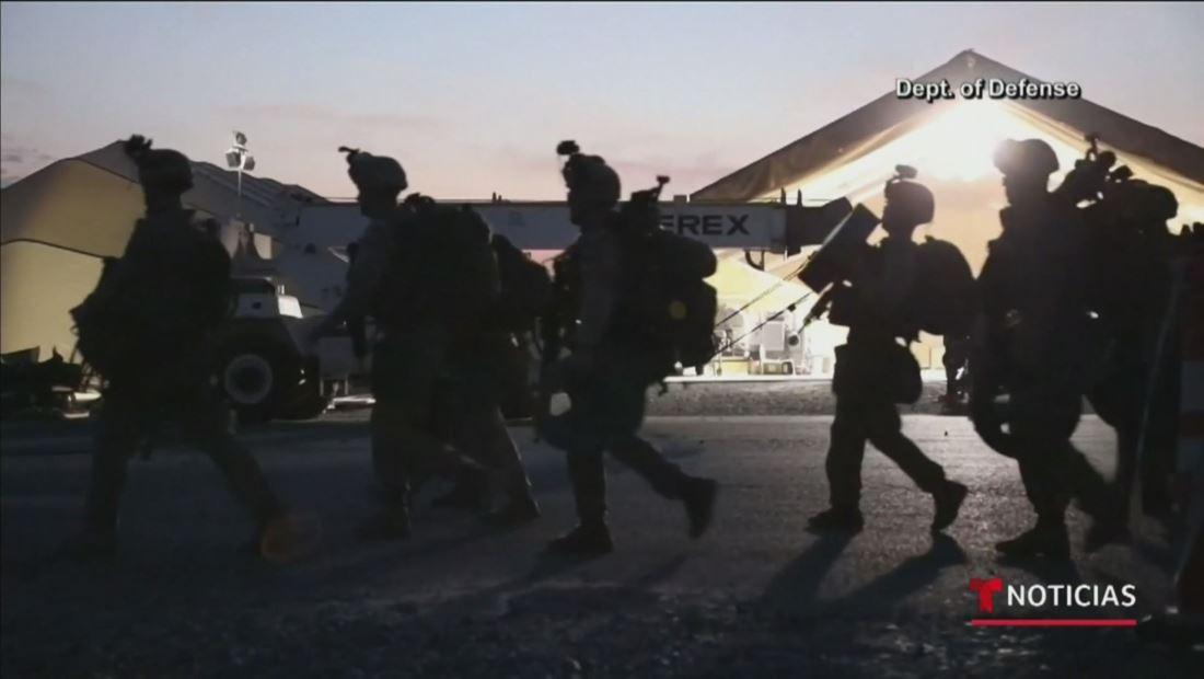 Controladas las protestas frente a la embajada de Estados Unidos en Bagdad